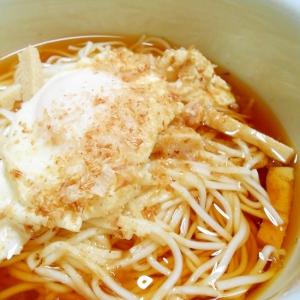 簡単(^^♪高野豆腐と卵入りそうめん(UC対応)