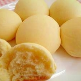 薄力粉で手作り白パン!