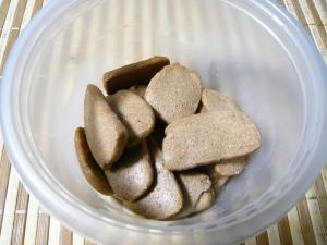 プロテインココアクッキー