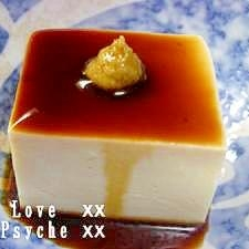 簡単♪ ごま豆腐をワサビ醤油で「冷や奴」