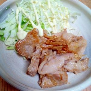 簡単☆豚肉の生姜焼き