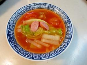野菜たっぷり!栄養いっぱいトマトスープ