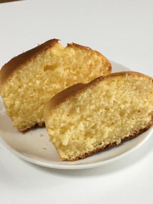 簡単!米粉でカステラ風?!パウンドケーキ