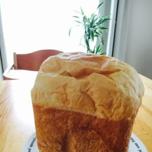 バター不使用 我が家の食パン@ホームベーカリー