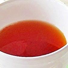 くつろぎの赤ワインティー