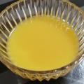 【水・砂糖不使用】オレンジジュース100%のゼリー