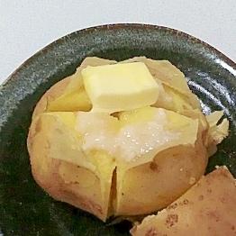 簡単なのに絶品☆塩麹じゃがバター