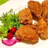 鶏モモ肉で☆フライドチキン