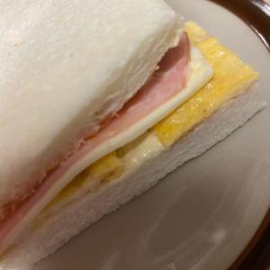 焼かないサンドイッチ