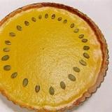 かぼちゃのクリームチーズタルト