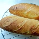 簡単!パリもちっ☆HBでフランスパン(バケット)