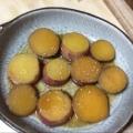 さつま芋の醤油煮
