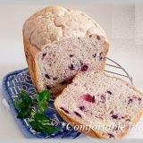 """★""""ブルーベリー食パン"""