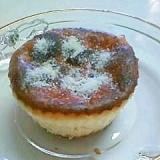 クリームチーズとヨーグルトで簡単チーズケーキ