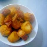 生姜が美味しい 里芋の煮っ転がし