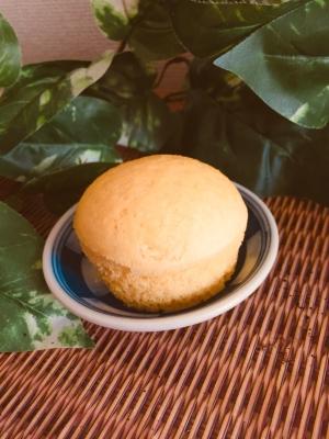 米粉の卵蒸しパン!〜ふわふわシンプル簡単〜