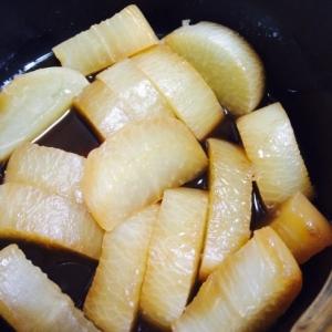 家庭の味でほっこり◎大根の煮物