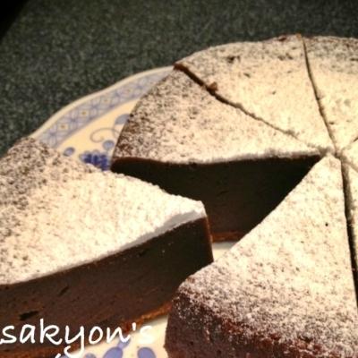 家族でバレンタイン!炊飯器で作るガトーショコラ5選