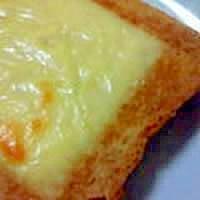 とろーり♪チーズトースト
