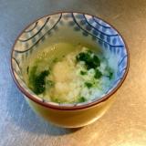 離乳食 レンジでホタテとかぶのスープ煮