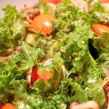 【温野菜たっぷり】アサリとプチヴェールのワイン蒸し