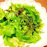 ニンニク風味☆フリフリっレタス