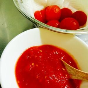 アレンジ自在!プチトマトの爽やか簡単トマトソース