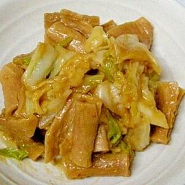 大豆ミートの炒め物