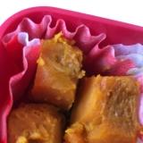 お弁当にも♡簡単作り置きかぼちゃめんつゆ煮