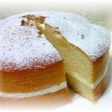 我が家風ヴィクトリアサンドイッチケーキ