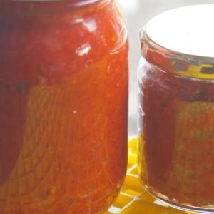 赤唐辛子のゆず胡椒