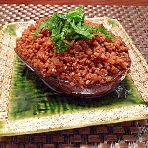 煮崩れなし!「米なす」レシピ
