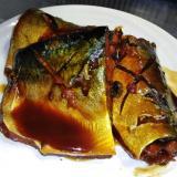 炊飯器で楽々 鯖の味噌煮