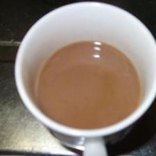 カルシウムたっぷり☆ロシアンコーヒー