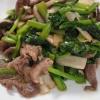 主菜で味わう!「小松菜」が主役の献立