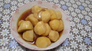 つやつや里芋の煮物