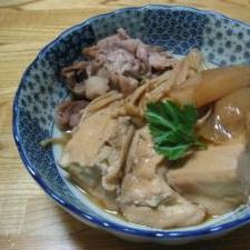 肉のうまみたっぷり にく豆腐