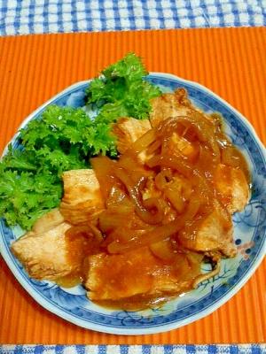 鶏むね肉のコーラケチャップ煮♪