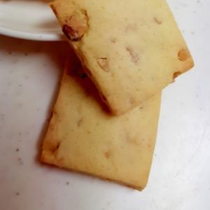 簡単サクサク!(^^)ピーナッツのクッキー♪