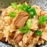 【活用レシピ】豚角煮の残りで炊き込み御飯