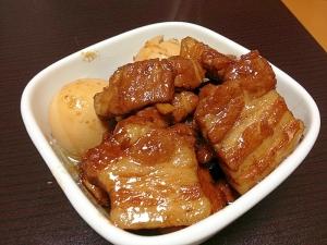 豚の角煮(煮込み30分)