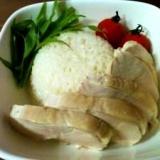カオマンガイ~ゆで鶏ご飯~