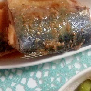 簡単♪お子様でも食べられる鯖の味噌煮
