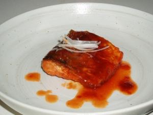 冷めても美味★鯖のケチャップソテー