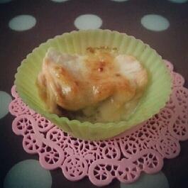 お弁当に☆鮭の味噌マヨ焼き
