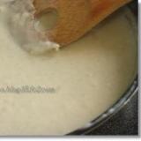 バターも小麦粉も使わないホワイトソース