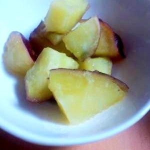 甘くて美味しい!さつま芋のバター煮