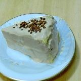 砂糖・小麦粉不使用 鍋で作る スポンジケーキ