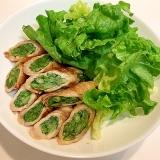 美味しく巻き巻き☆菜の花豚肉巻き