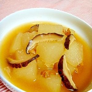 冬瓜のしょうゆ麹煮